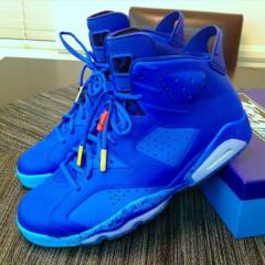 Jordan 6 – Ice Cold Customs