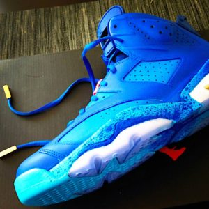 Jordan 6 – Ice Cold Customs