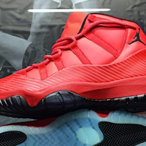 Jordan 11 – FERRARIS Red Carbon Fiber Reconstruction