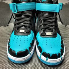 Air Force 1s – Dripped Up Draped Out