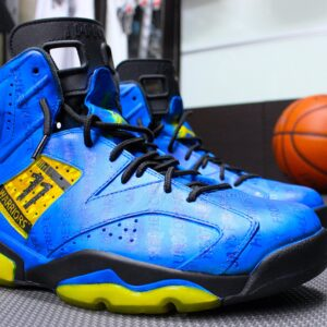 Jordan 6 – Splash Brothers