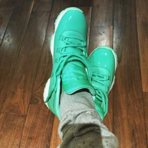 JORDAN 11 – CHRIS PAUL EMERALD PE / CARMELO ANTHONY PE