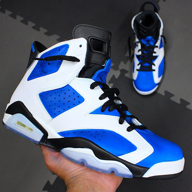 JORDAN 6 - FRAGMENT – FEELGOOD THREADS