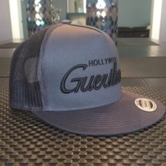 """Hollywood Guerillas"" Trucker SnapBack – 4 Colors"
