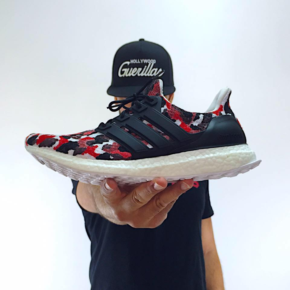 New Tutorial Coming Soon! How to Flip Your Adidas Ultraboost to Camo ... 2a9dd479f