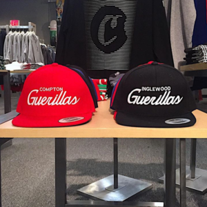 """Inglewood Guerillas"" Premium SnapBack – 3 Colors"
