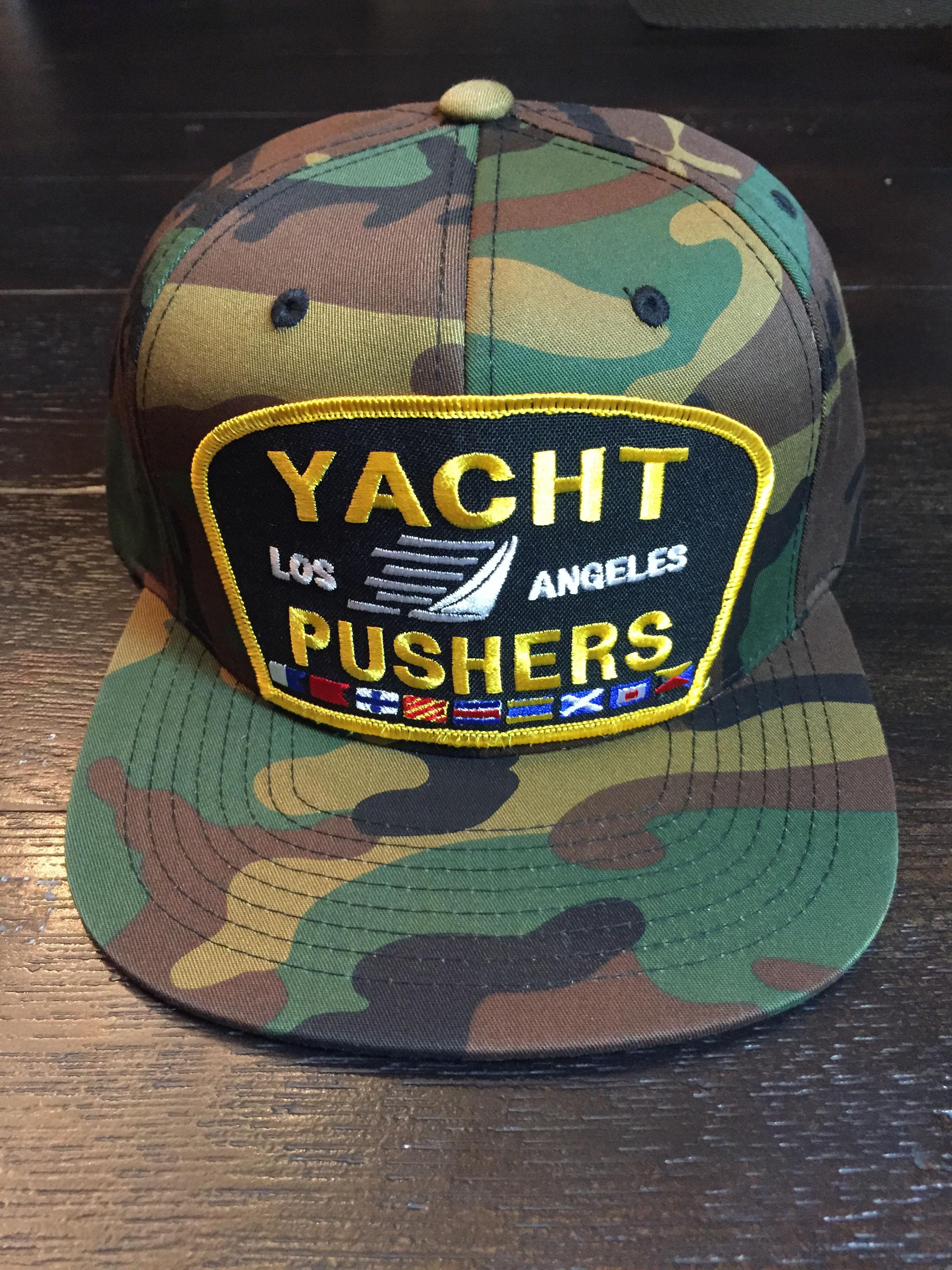 Yacht Pushers