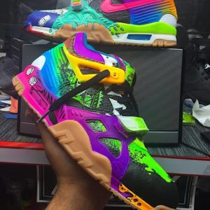 "Air Max Trainer – ""What the 90s!?"" Custom"