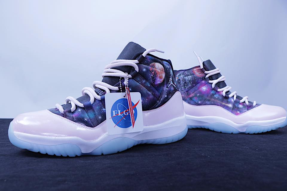 Kid Cudi Man On The Moon Stencil Pack To Customize Shoes Surfaces