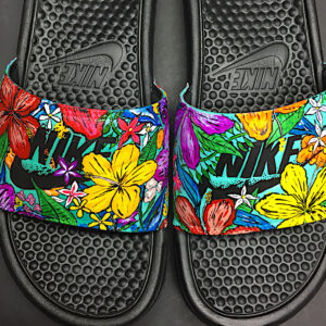 GIVEAWAY: Hawaiian Slides Custom Giveaway & Angelus Gift Bag!
