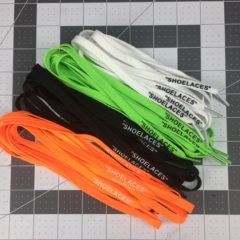 "Off White ""Shoelaces"" in 4 Colorways"