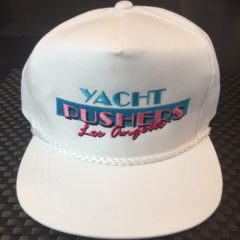 The YachtPushers Miami Vice Snapbacks Hat